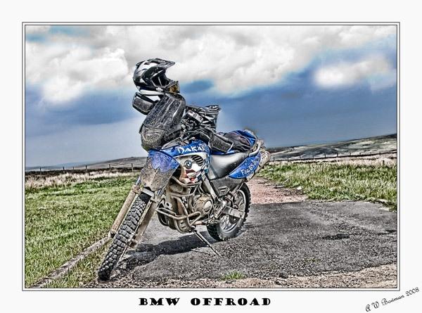BMW Power by sawdust