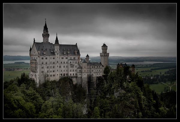 Schloss Neuschwanstein by mjsayles