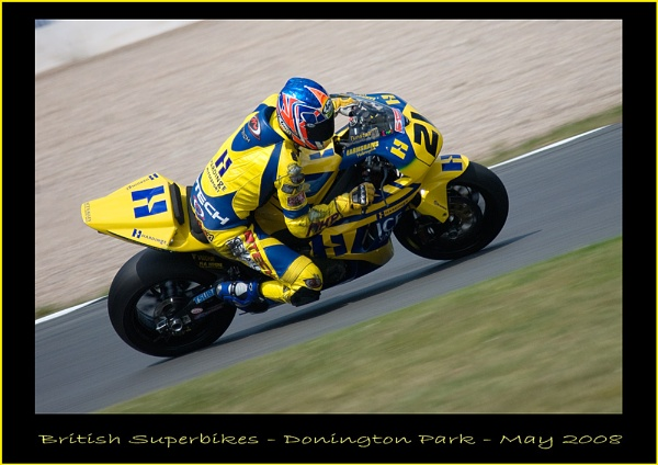 BSB Tom Tunstall #21 by TopsyTopping
