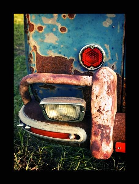 Rusty Bumper by nickhawk