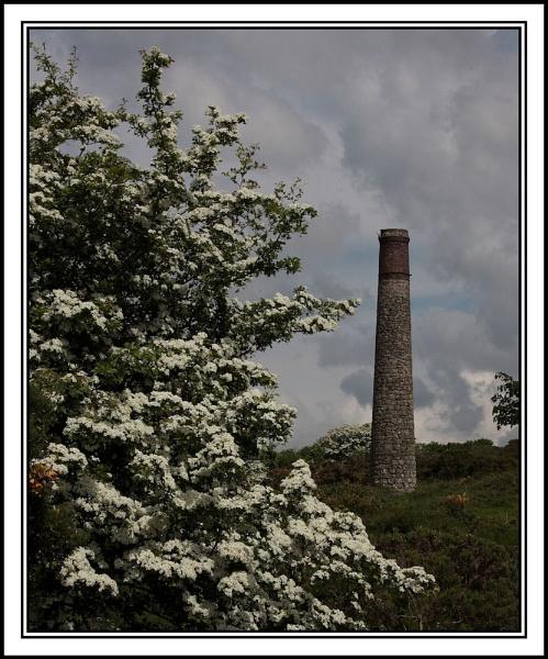 Cornish Mine by warbstowcross