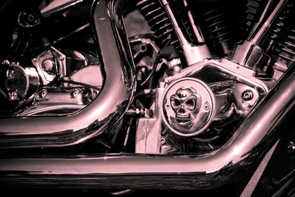 Harley Davidson by sandyd