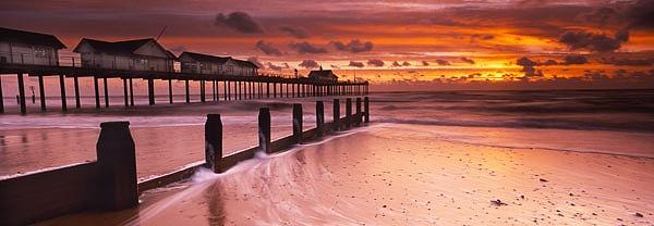 Southwold Pier by rogerwd