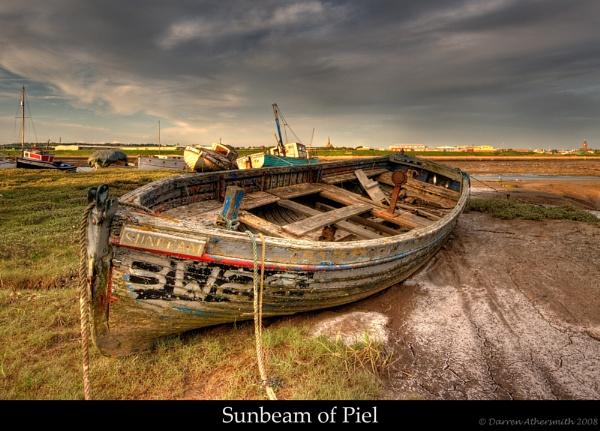 Sunbeam of Piel by dathersmith