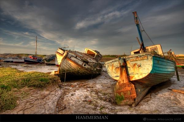 HAMMERMAN by dathersmith