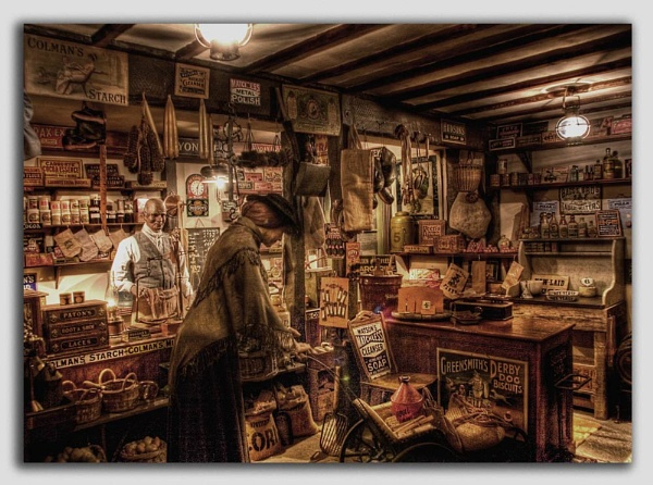 General Store - Flambards by Fearniespurs