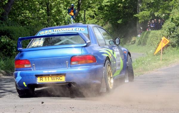 Impreza WRC by mpphotographics
