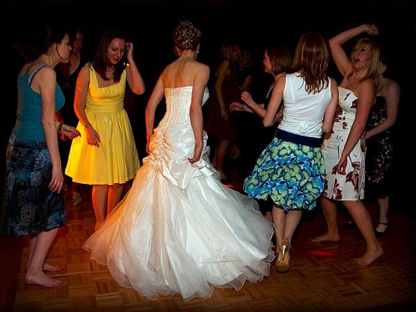 Wedding Disco I by tigertimb