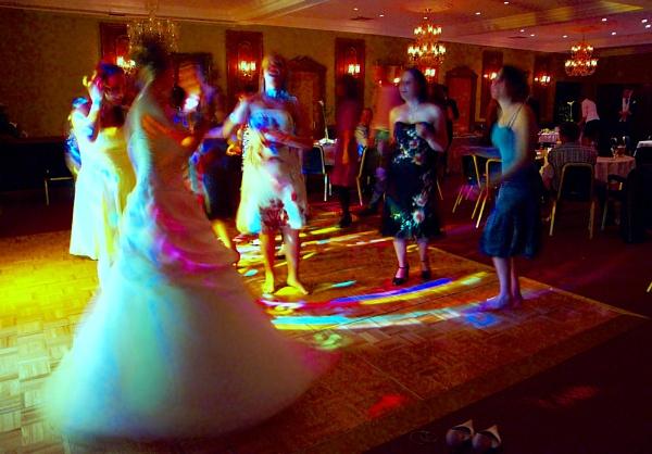 Wedding Disco II by tigertimb
