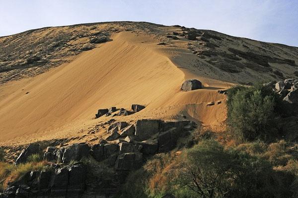 Sahara Desert by Mike_Roberts