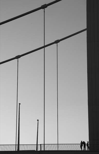 Bridge by photon