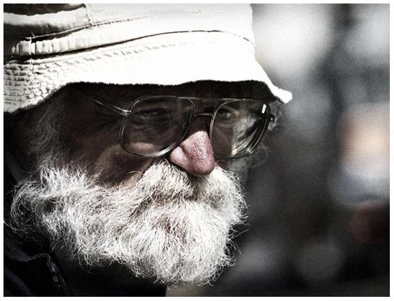 Old man by sdgunn