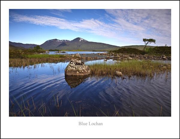 Blue Lochan... by Scottishlandscapes