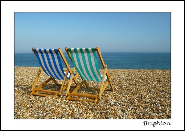 Brighton by rickie