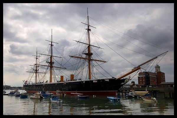 HMS Warrior by Pete_g