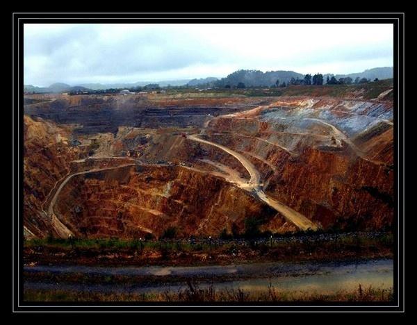 Waihi Gold Mine by welshjohn