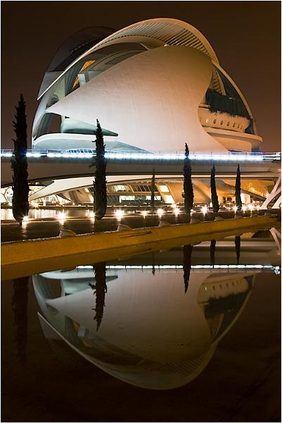 Palau De Les Arts by ghibby