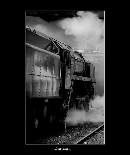 Leaving... by AEasthope67