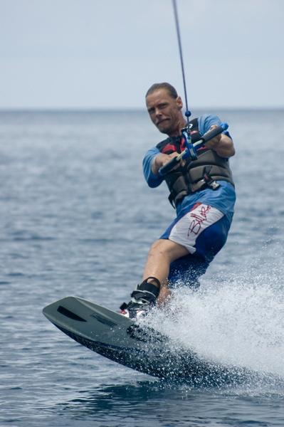 Koh Tao Wakeboarding by allanski