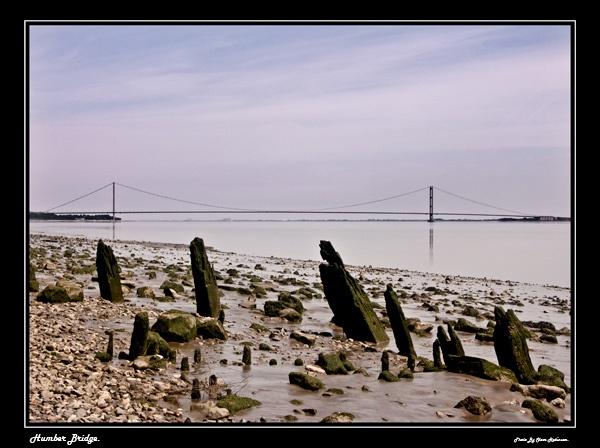 Humber Bridge by steve_r