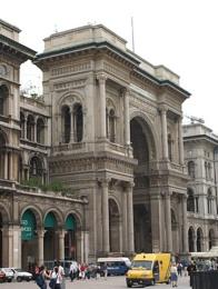 Milan VE Galleria