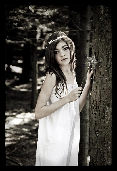 Wood Nymph by rah