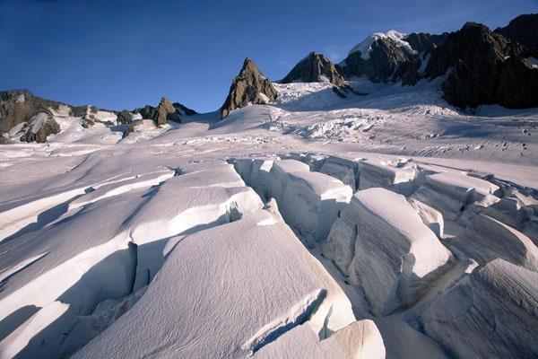 Top of Fox Glacier by Kiwi_phil