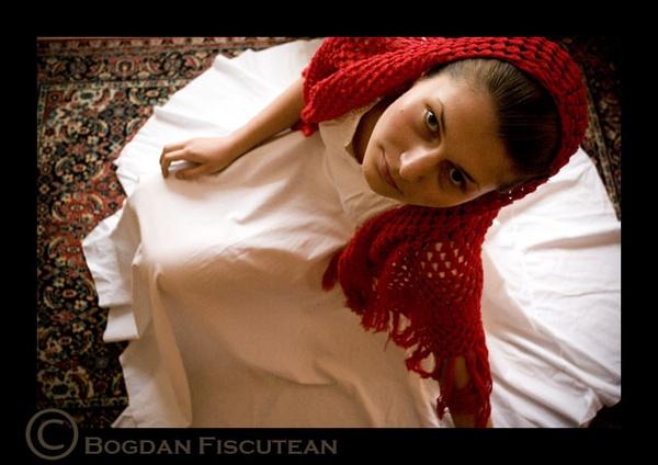 Privirea by Bogdan_Fiscutean