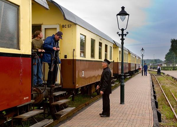 Dutch Railways by gary_d