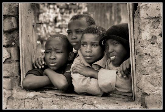 Steytlerville Kids by challicew
