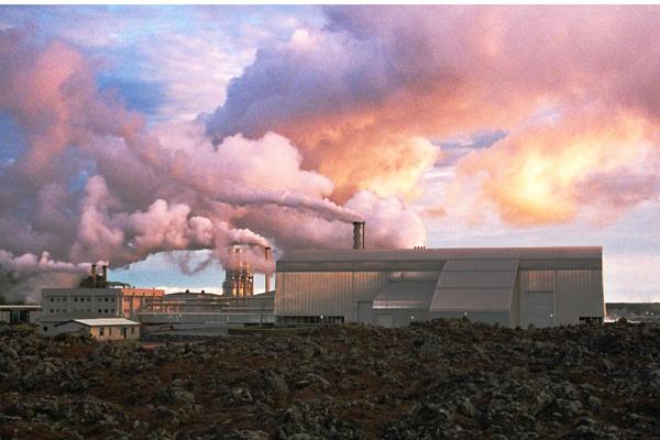 Geothermal power by navigatornick