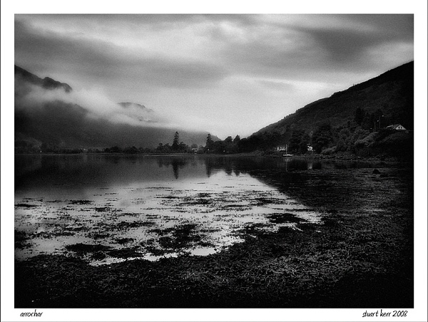 arrochar by comma