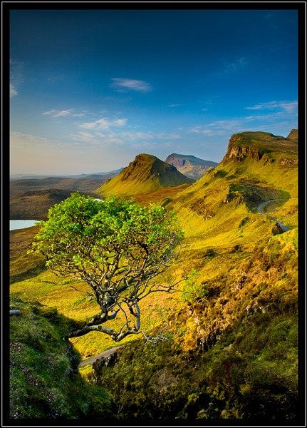 Quiraing - Early morning light by SteveH63
