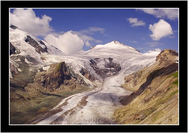 Grossglockner Glacier by Dinney