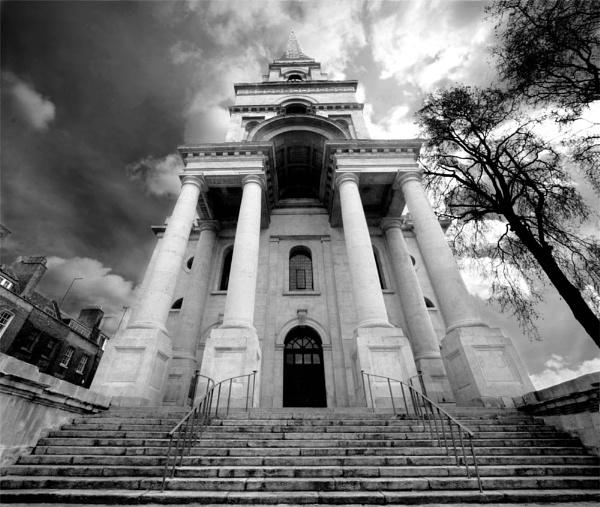 Church by LlesdnilLegin