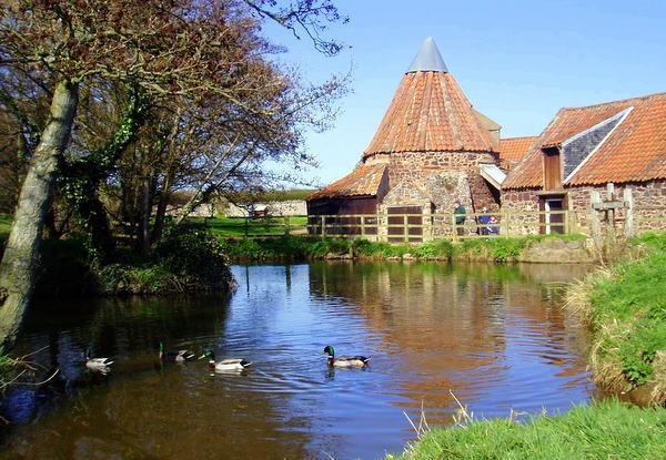 Preston Mill by CarolB4