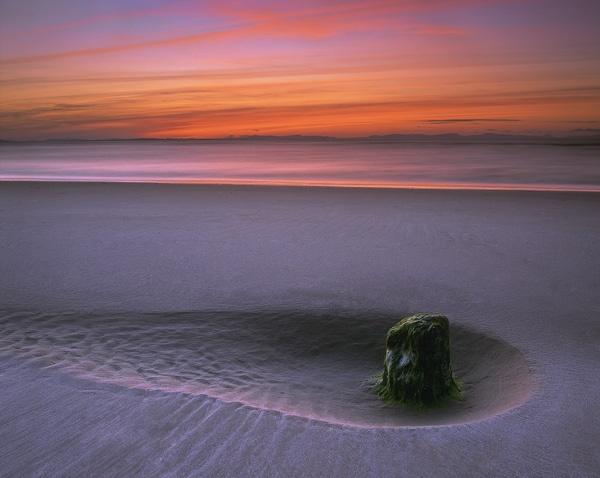 Post Sunset Depression by hwatt