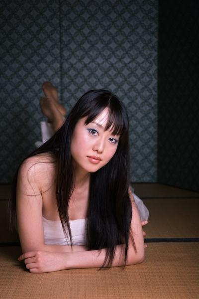 Pondering Naoko by iamagoo