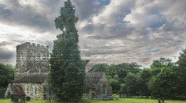 Bow Brickhill Church by freds