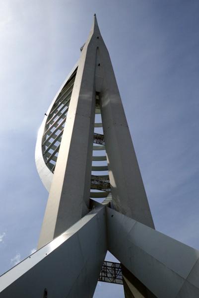 Spinnaker Tower by grumpalot