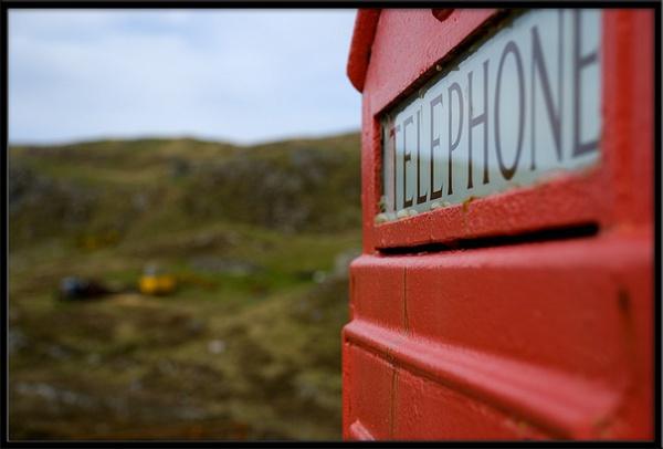 Phone Box by Gary_Macleod