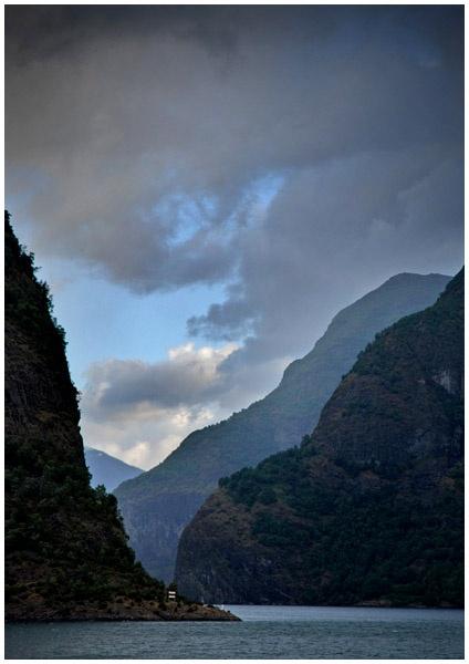 Fjordscape by p100