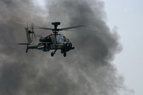 Apache by Swaffs