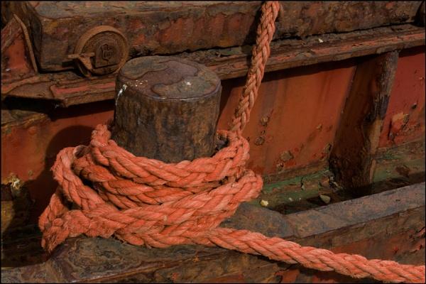Rust and Ropes by Mavis