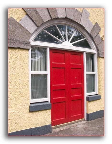 Doors at Westport by Mavis
