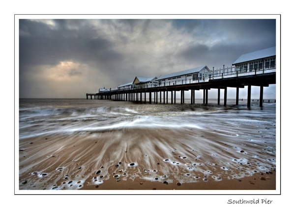 Southwold Pier by Chriscj