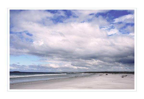 Sky At Bertha\'s Beach by Stevebishop