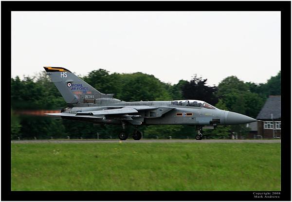 Tornado Takeoff by mark1309