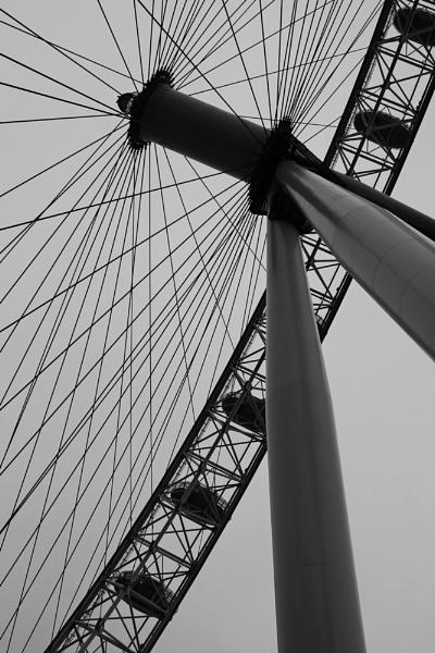 London Eye by Bradfleet12