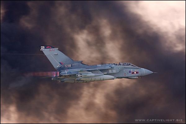 Tornado Attack by Miles Herbert